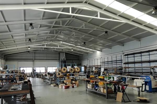 Instalaciones eléctricas en naves industriales en Barcelona