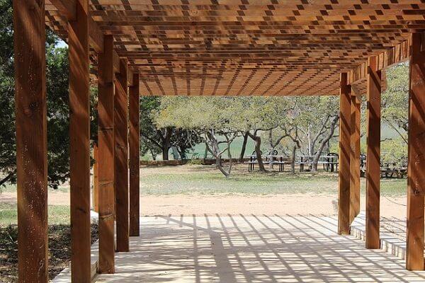 Pérgolas de madera en Barcelona